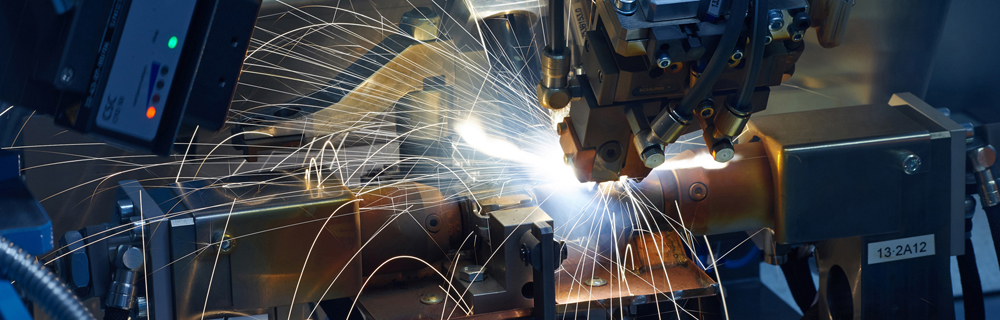 welding with laser technology